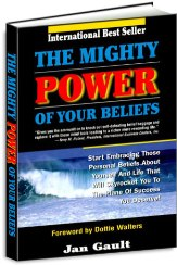 [Mighty Power Beliefs Book Cover]